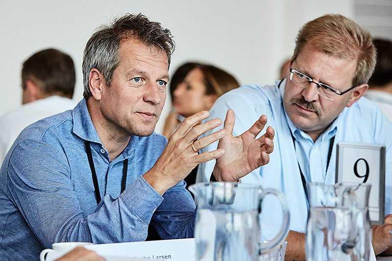 Forskellen på en god CEO og en god bestyrelsesformand